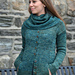 Gloucester Road Cardigan and Cowl pattern