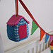 Cot bunting pattern