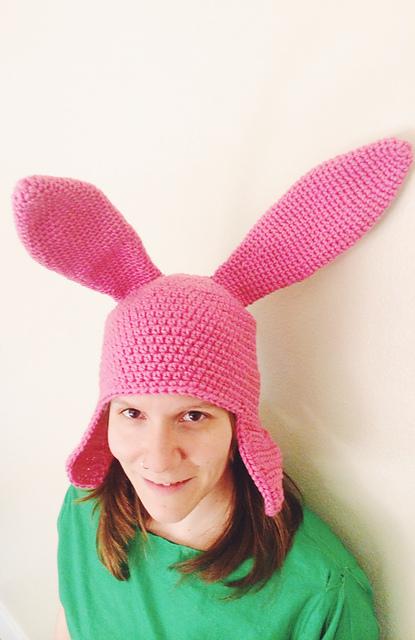 Ravelry Louise Belcher Hat Pattern By