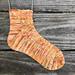 Puffy socks pattern