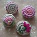 Crochet Buttons pattern