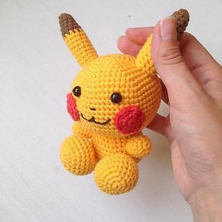 Ravelry: Pokemon Scorbunny pattern by Kayla Shea | 320x320