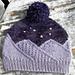 Big Dipper Hat pattern