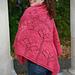 Poppy Field Shawl pattern
