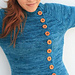 Buttony Sweater pattern