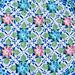 Love Blooms Throw pattern