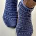 February 2021 Socks pattern