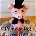Percival Pig pattern