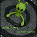 Alien Lovey pattern