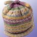 Fool's Fair Isle Baby Hat pattern