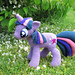 Twilight Sparkle from My Little Pony pattern