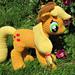 Applejack from My Little Pony pattern