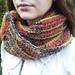 Infinity scarf EGLE pattern