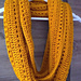 Infinity scarf NERRI pattern