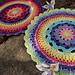 Feeling Groovy Mandala pattern