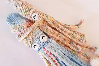 crochet squid pattern   ea1701   216x320