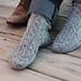 Osceola Mountain Socks pattern