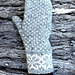 New Nordic Mittens pattern