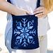 Snowflake Tapestry Bag pattern