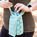 Water Bottle Holder with Phone Pocket pattern