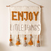 Enjoy! Wall hanging pattern