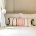 Anthropologie Pillow pattern