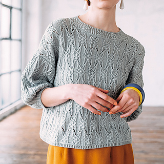 Ravelry Keito Dama, No.181 Spring 2019 , patterns