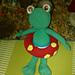 frog Karel pattern