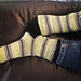 Off Road Socks pattern