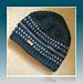 Wayfarer Hat pattern