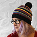 Quick Stripe Hat pattern