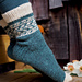 Fannrem Sokker pattern
