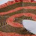 Baobab shawl pattern