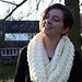 Cloudy Infinity Scarf pattern