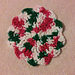NoGrinch's Flower Dishcloth or Scrubbie pattern