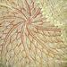 Circle of Leaves Lace Shawl pattern