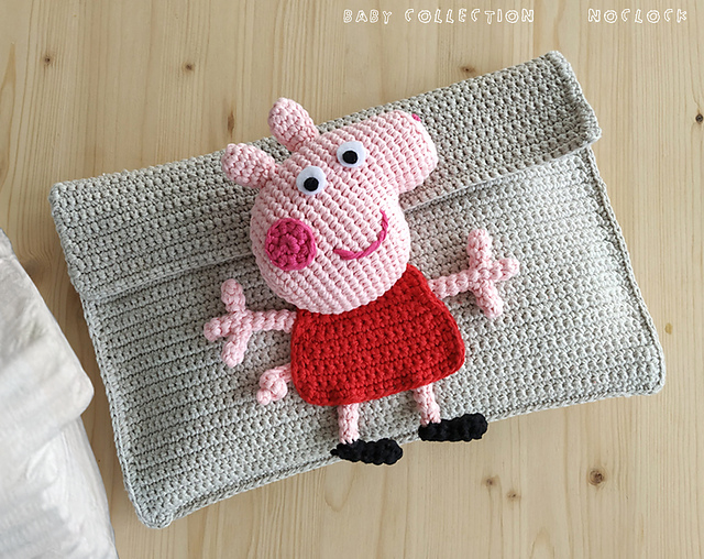 Peppa Pig Amigurumi | Bluprint | 508x640