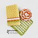 Citrus Splash Kitchen Dishtowel Set pattern