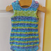 Green Grass Rompers pattern
