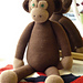 Charlie the Crocheted Chimp pattern