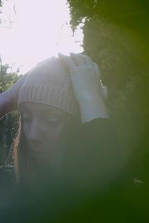 Alina Hat with twisted rib brim