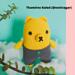 Bear Charlie Amigurumi pattern