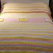 Monogrammed Princess Bedspread pattern