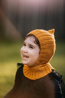 Bolitas Balaclava Hat