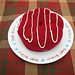 Red Velvet Bundt Cake pattern