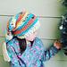 Mermaid Tail Slouch Hat pattern