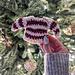 Mini Sweater Ornament pattern