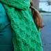 Allison's Super Peppy Awesome Good Time Scarf pattern