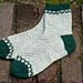 Happy Hollydays Socks pattern