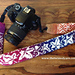 Ivy Camera Strap Cover pattern